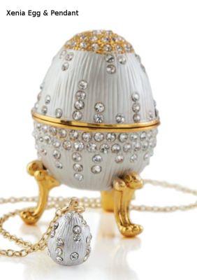Xenia Egg & Pendant