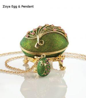Zoya Egg & Pendant